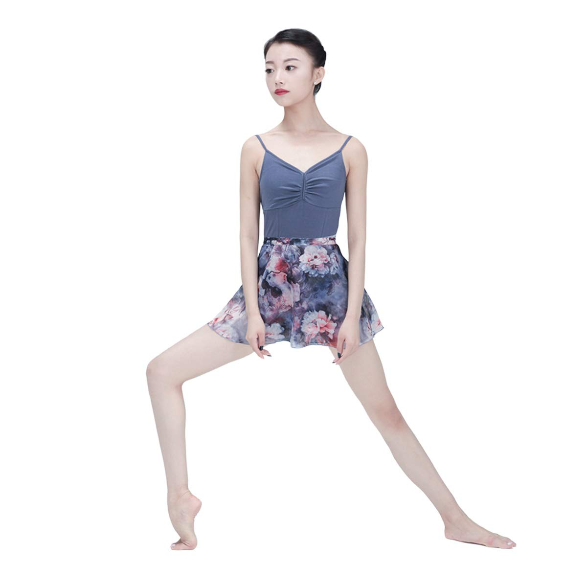Baiw Dance APPAREL ガールズ B07G4C3L3D  グレー XL 175