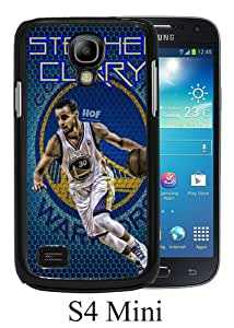 Samsung Galaxy S4 Mini Case ,Hot Sale And Popular Designed Samsung Galaxy S4 Mini Case With Golden State Warriors Stephen Curry 4 Black Hight Quality Cover