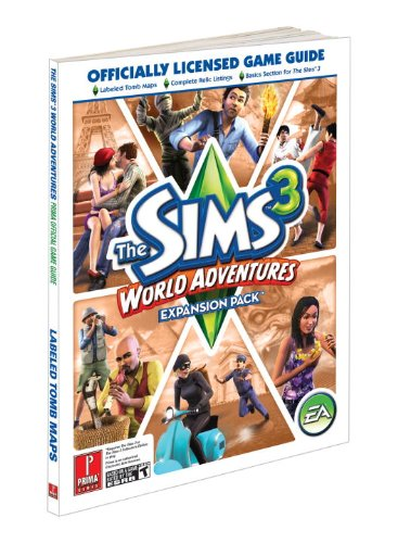Download The Sims 3: World Adventures: Prima Official Game Guide (Prima Official Game Guides) ebook