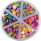 Wilton 6 Mix Sprinkle Assortment, Flowerful Medley
