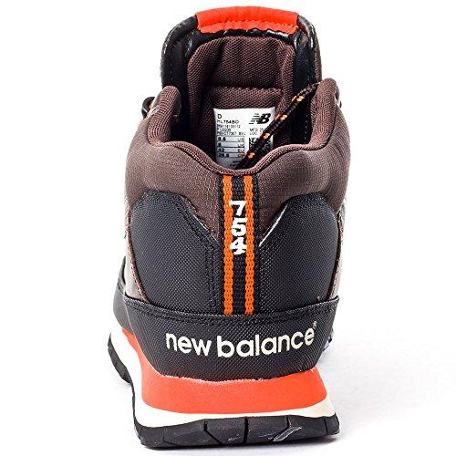 New Balance Hl754bo - Zapatillas Hombre Marrón / Naranja