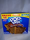 Pop Tarts Frosted Chocolate Fudge Value Pack 16