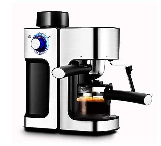 Cafetera, Mini Olla de Vapor Semiautomática Comercial Y ...