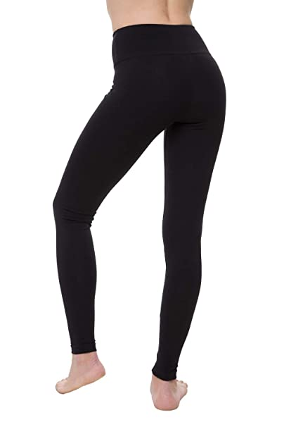 6e5e8ccdac NIRLON Women's Yoga Pants High Waisted Tummy Control Workout Leggings (S,  Black)