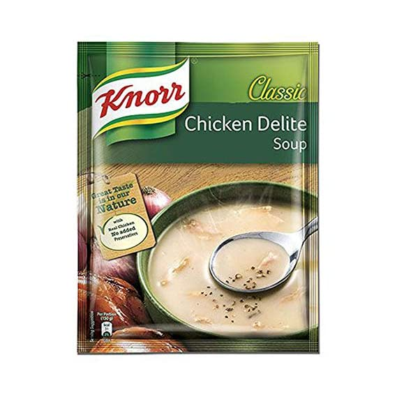 Knorr Classic Chicken Delite Soup, 44g