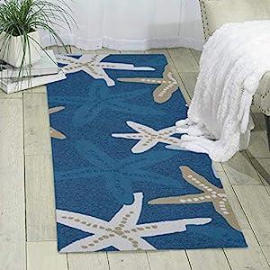 51B2hfolDYL._SS300_ Starfish Area Rugs For Sale