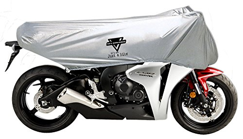 (Nelson-Rigg UV-2000-02-MD Silver Medium UV-2000 Motorcycle Half Cover)