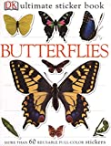 Ultimate Sticker Book: Butterflies (Ultimate Sticker Books)