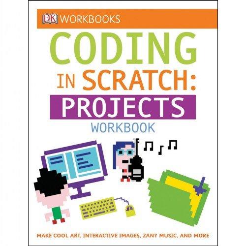 DK Publishing Coding with Scratch Workbook Set (Set of 3) - Paperback by DK Publishing (Image #2)