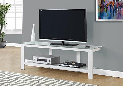 white metal tv stand - 5