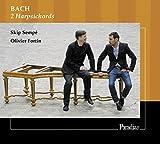 BACH. 2 Harpsichords