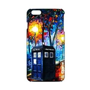 Cool-benz Doctor Who unique pavilion 3D Phone Case for iPhone 6 plus