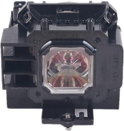 NP14LP - Lámpara de repuesto para proyector NEC NP305 NP305G NP310 ...
