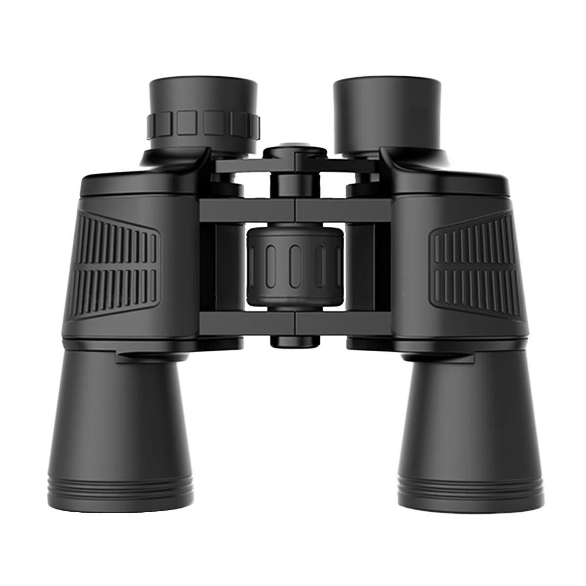 DWUN[11 Binoculares 20X50 Telescopio HD de Nivel Alta Potencia Nivel de bajo de luz Visión Nocturna Espejo metálico Espejo Ocular Grande Prismáticos para Viajes de autoconducción al Aire Libre d1d0c1
