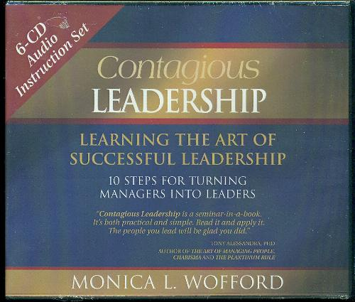 Read Online Contagious Leadership Learning the Art of Successful Leadership PDF