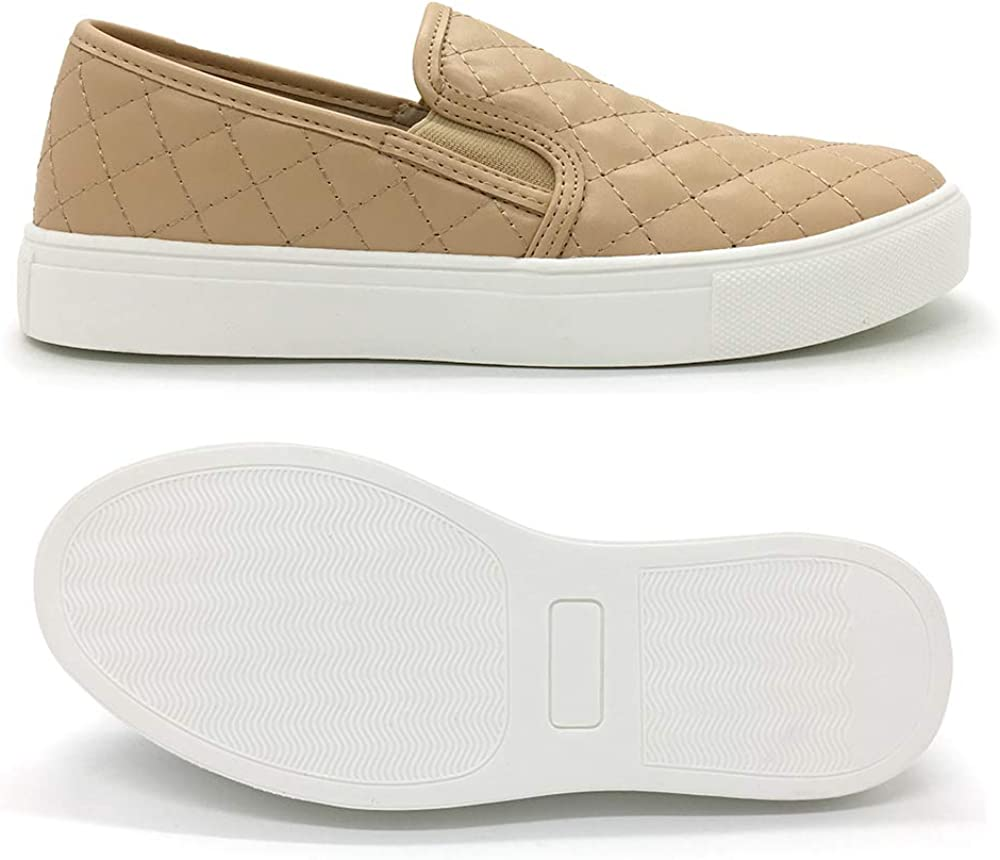 HEVA Mocassins Femmes Loafers Confort Chaussures