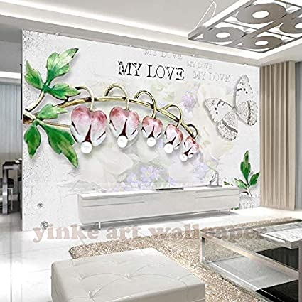 Swell Huytong 3D Wallpaper Living Room Bedroom Wall Sticker Mural Interior Design Ideas Helimdqseriescom