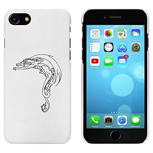 Blanc 'Coin Dragon' étui / housse pour iPhone 7 (MC00071366)