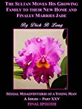 THE SULTAN MOVES HIS GROWING FAMILY TO THEIR NEW HOME AND FINALLY MARRIES JADE (Sexual Misadventures of a Young Man Book 25)