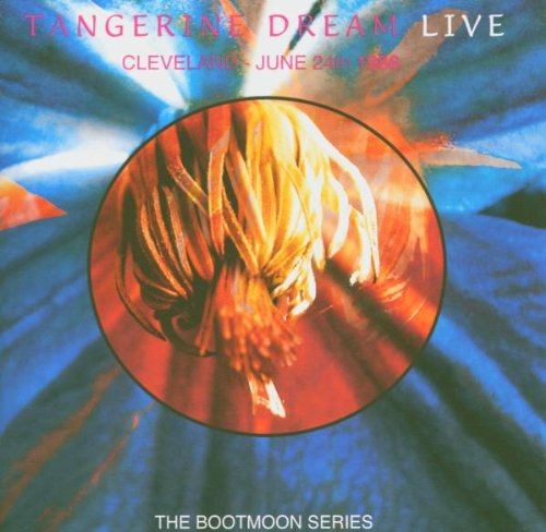 Tangerine Dream Live Cleveland 1986 by Boot Moon UK