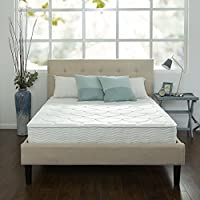 Zinus Ultima Comfort 8 Inch Spring Mattress, Twin