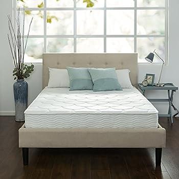 Amazon Com Night Therapy Spring 8 Inch Premium Mattress