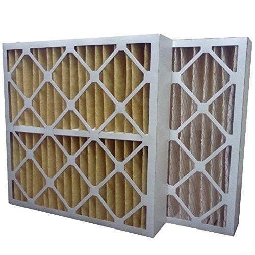 Heating, Cooling & Air (3) Filters 20x25x4 MERV 11 Furnace Air Conditioner Filter