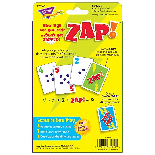 51B2kOIW1aL - ZAP!® Learning Game