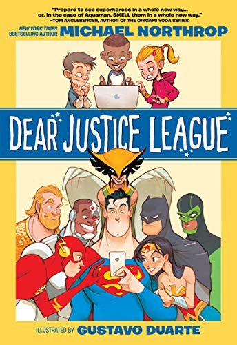 Book Cover: Dear Justice League