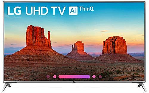 LG Electronics 70UK6570 70-Inch 4K Ultra HD Smart LED TV (2018 Model) (Renewed)