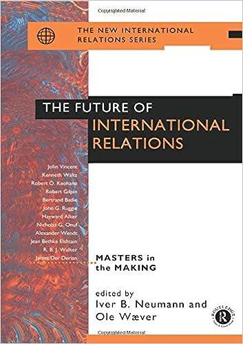 Amazon com: The Future of International Relations (New