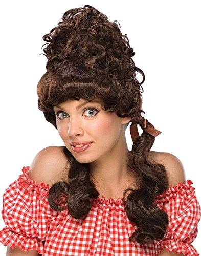 Rubie's Costume Maryanne Wig, Brown, One (Hillbilly Costumes)