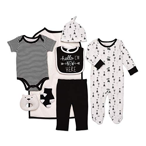 Mini B. by Baby Starters 9-Piece Hello I