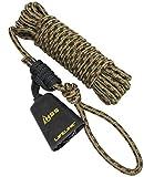 Hunter Safety System Reflective & Original Non-Reflective Lifeline System, Single, Original Non-Reflective