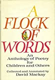 img - for A Flock of Words: An Anthology of Poetry for Children and Others book / textbook / text book