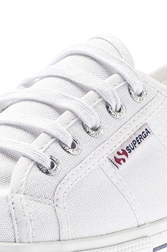 Superga 2950 Cotu - Zapatillas de lona, Unisex blanco