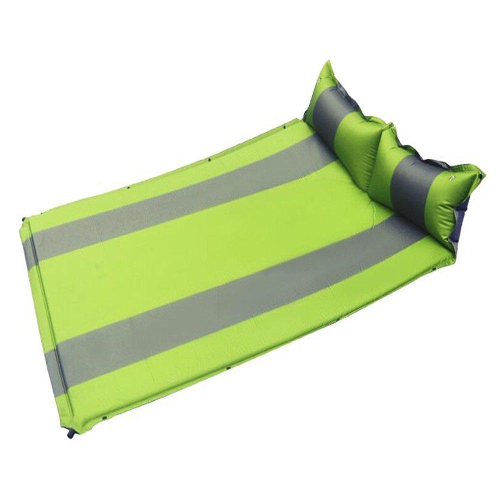 XY&CF Doppelte automatische aufblasbare Kissen im Freien kampierende Zeltschlafunterlage
