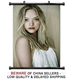 Gemma Ward Sexy Model Actress Fabric Wall Scroll Poster (16x24) Inches