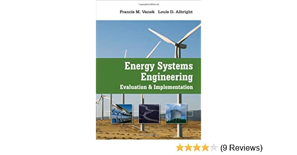 Systems vanek energy pdf engineering