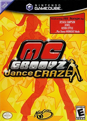 MC Groovz Dance Craze GameCube