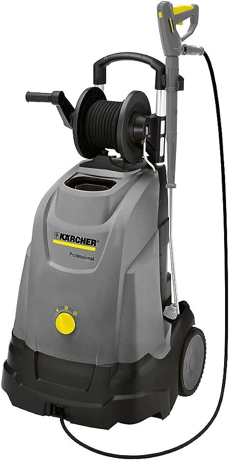 K/ärcher HDS 5//15 UX Limpiadora de alta presi/ón o Hidrolimpiadora Limpiador de alta presi/ón 6,5 L, 150 bar, 2,4 kg//h, 2700 W, 76 kg, 620 mm
