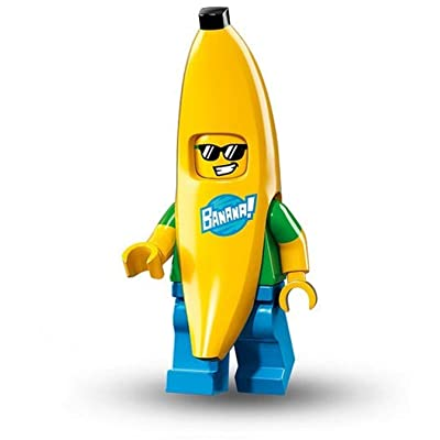 LEGO Series 16 Collectible Minifigures - Banana Guy Suit (71013): Toys & Games