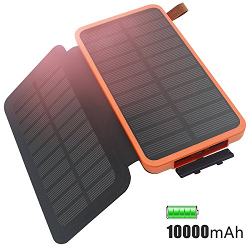 Best Camping Solar Charger - 8
