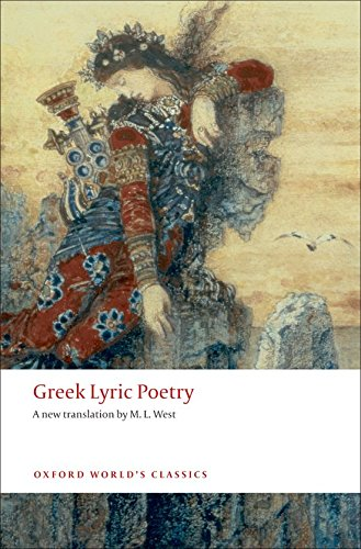 Greek Lyric Poetry (Oxford World
