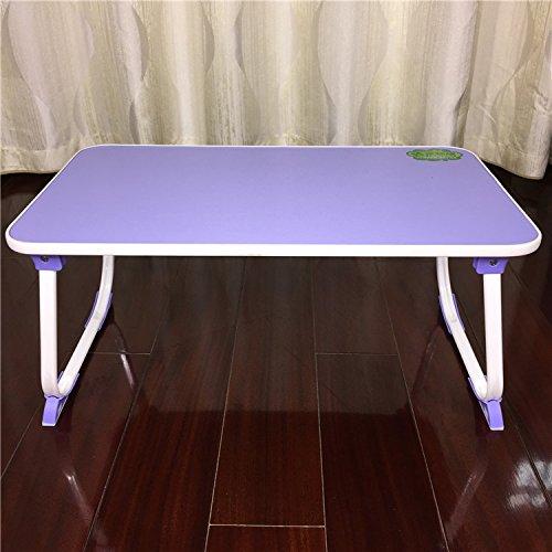 DADAO-Tabla perezoso, escritorio, mesa plegable, mesa portátil ...