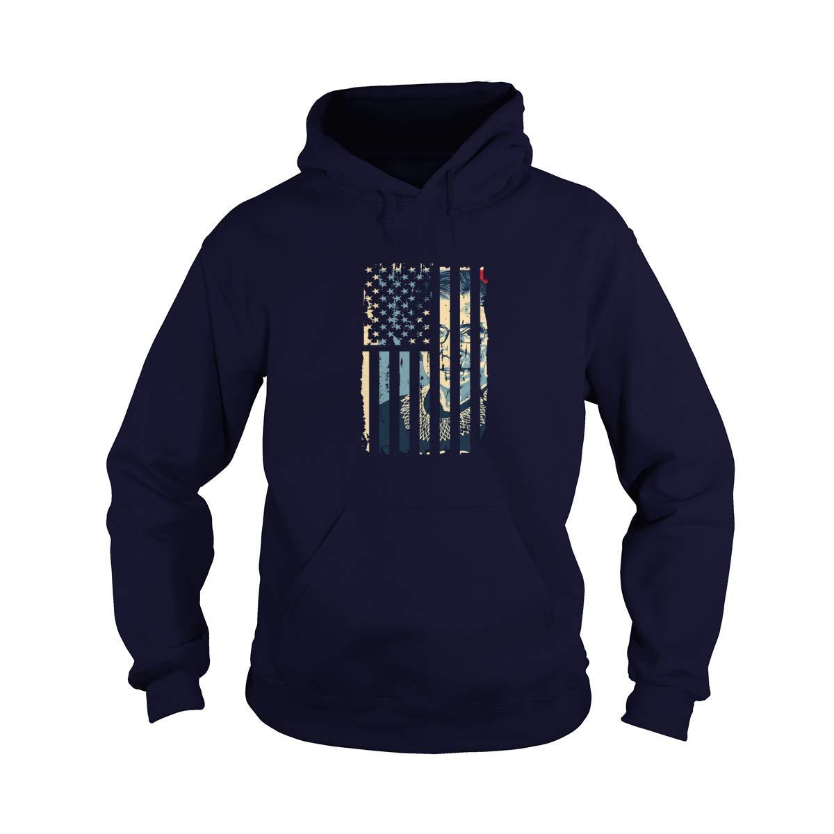 American Flag RBG Ruth Bader Ginsburg T-Shirt