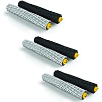 EcoMaid Accessories For 3 Sets Tangle-Free Debris Extractor Set replacement For iRobot Roomba 800 series 870 880