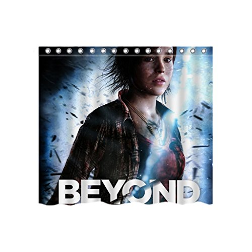 lincoln-gore-beyond-two-souls-jody-holmes-quantic-dream-custom-vogue-polyester-fabric-shower-curtain