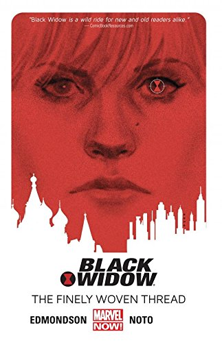- Black Widow Vol. 1: The Finely Woven Thread (Black Widow boxed)