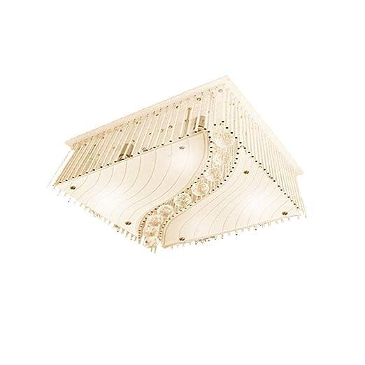 sailun® 40 W LED cristal lámpara de techo lámpara de techo ...